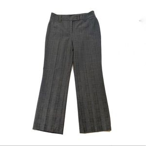 Willi Smith Kate Fit Professional Dress Plaid Pant